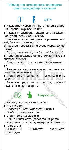 Евробуклет Кальций Тяньши 1-2