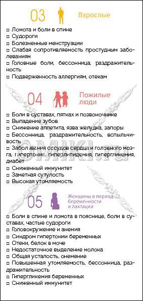 Евробуклет Кальций Тяньши 1-3
