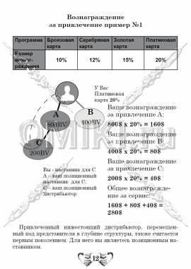 Маркетинг план Тяньши стр.12